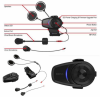 Sena 10S Bluetooth Motorcycle Headset and Intercom with FM Radio