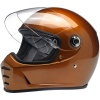 Biltwell Lane Splitter Helmet ECE - Gloss Copper