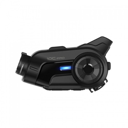 Sena 10C Pro Motorcycle Bluetooth Intercom and Action Camera