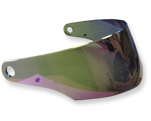 Bandit Alien 2 and Fighter Visor Mirrored Clear Tinted