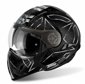 Airoh J 106 Helmet - Command Black Matt
