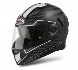 Airoh Movement S Helmet - Faster White Matt