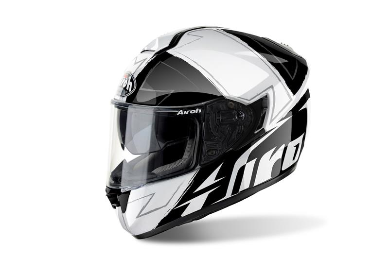Airoh ST 701 Helmet - Way White Gloss