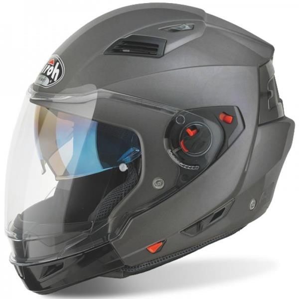Airoh Executive R Helmet - Anthracite Matt