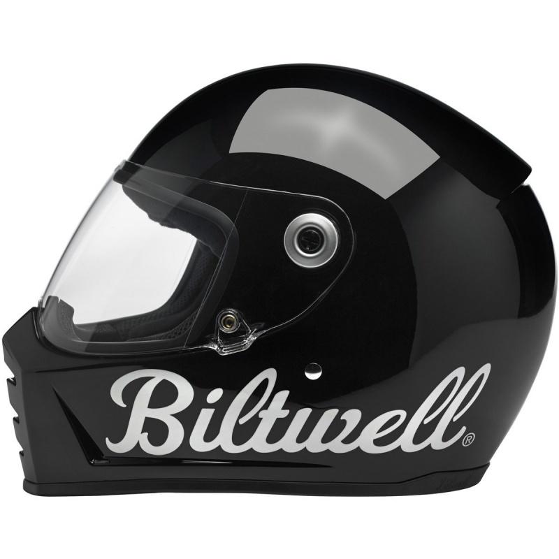 9e4164a1a26 Biltwell Lane Splitter Helmet ECE - Gloss Factory - Bandit Helmets UK