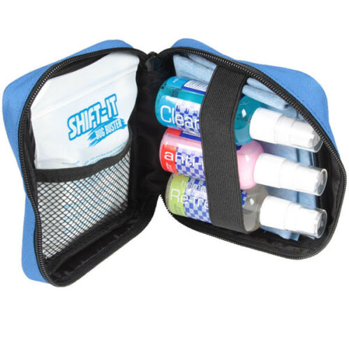 Shift-It Essential Travel Helmet Care Cleaning Pouch