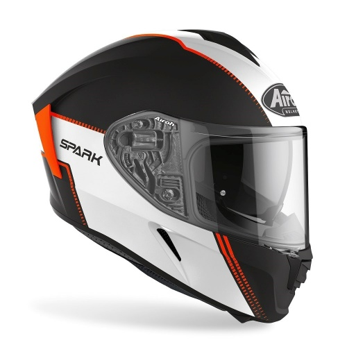Airoh GP Spark Helmet - Orange Matte Flow